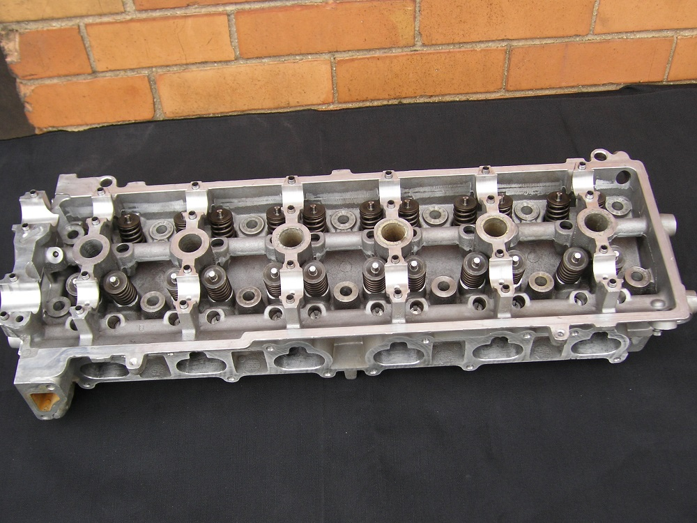 Ford 4.0L Twin Cam Cylinder Head Reconditioned.