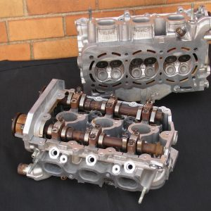 Subaru EZ30D V6 Heads Reconditioned.