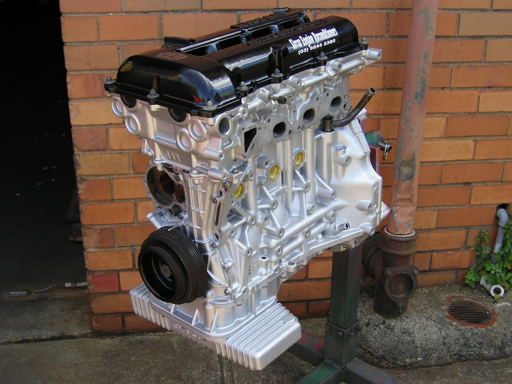 Nissan SR20DET Drift Engine. Performance Cams, Springs, Sump, Forgies, ARP, Rocker Girdle, Balanced, etc.
