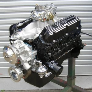 Ford 302 Windsor Stage 2 Long Motor with Accessories Fitted.