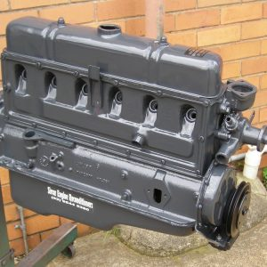 Holden 138 Grey Motor Reconditioned Shown With Some Axccessories Fitted.