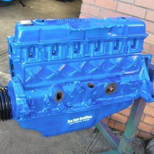 Ford 6 Cylinder F100 Engine.