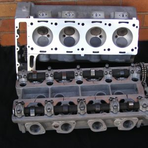 Reconditioned V8 Aston Martin Heads.