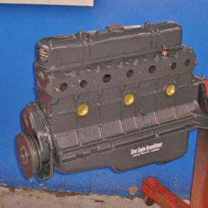 138ci Grey Holden Mild Sports Engine.