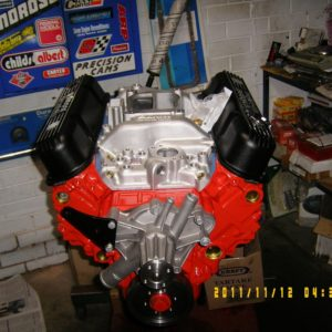 Chrysler 360 Stage 2 Reconditioned Engine. 400 hp.