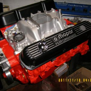 Chrysler 360ci Engine. 400hp