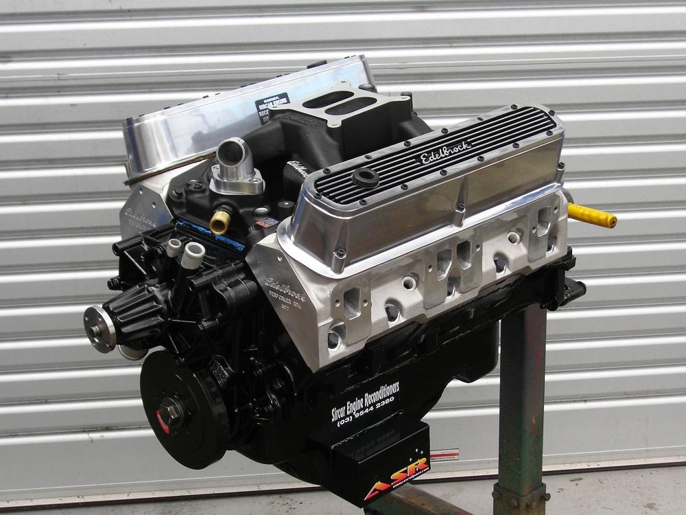 Chrysler V8 Custom Build Engine.