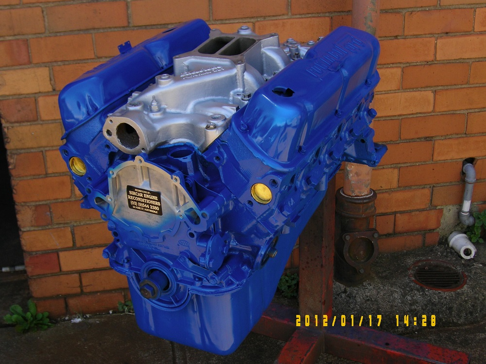 Ford 289 Windsor Reconditioned Engine.