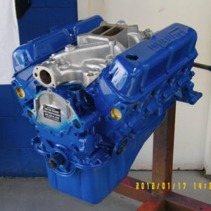 Ford 289 ci Windsor V8 Engine Reconditioned. Ford Engines.