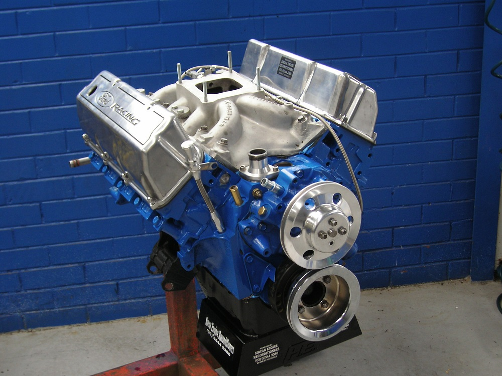 Ford Cleveland Street Strip Engine Hp