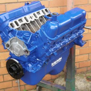 Ford 351 Windsor F Series Truck Engine Reconditioned and Balanced.