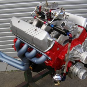 Holden 308 - 355 Stroker Engine. Hydraulic Roller Cam, 450 hp.
