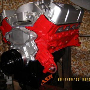 Holden 308 - 355 ci Stroker Engine. Solid Cam. 500 hp.