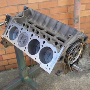Holden 308 - 355ci Stroker Short Engine. Come Crank, A9L Conrods with ARP Rod Bolts, Hypereutectic Pistons, Molly Rings, Align Honed, ARP Main Studs, Torque Plate Bore and Honed, '0' Decked Square to crank Tunnels, Balanced, etc.