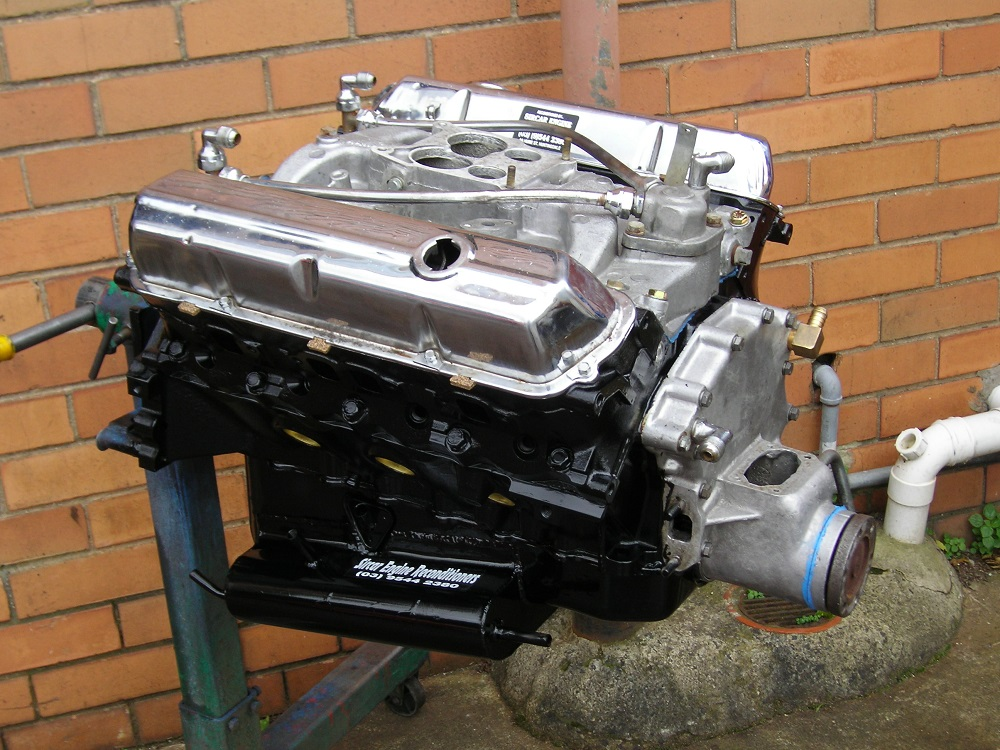 Holden 308 Boat Engine.