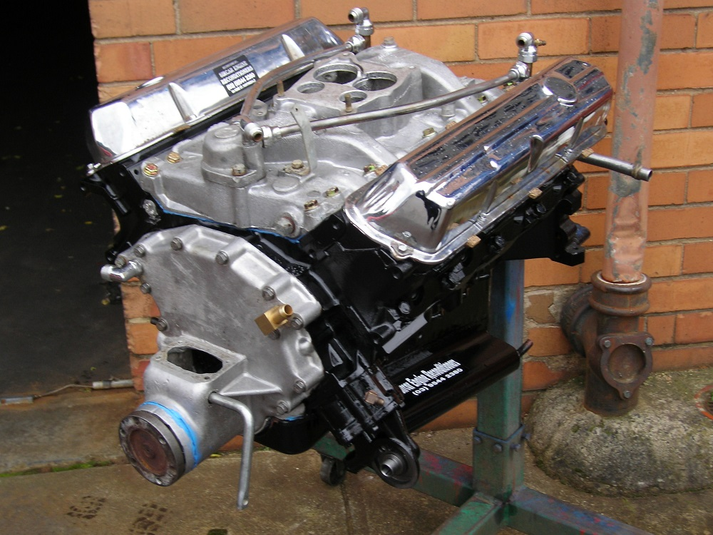 Holden 308 Ski Boat Engine. Holden Engines.