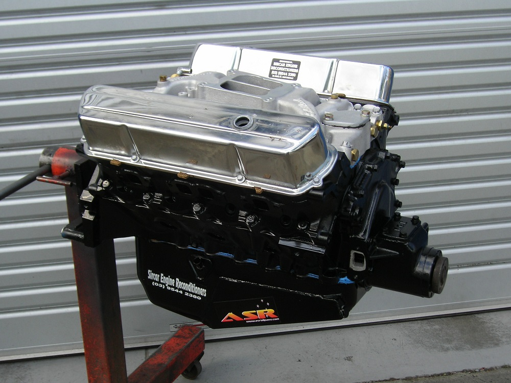 Holden 308 Stage 2 Ski Boat Engine.