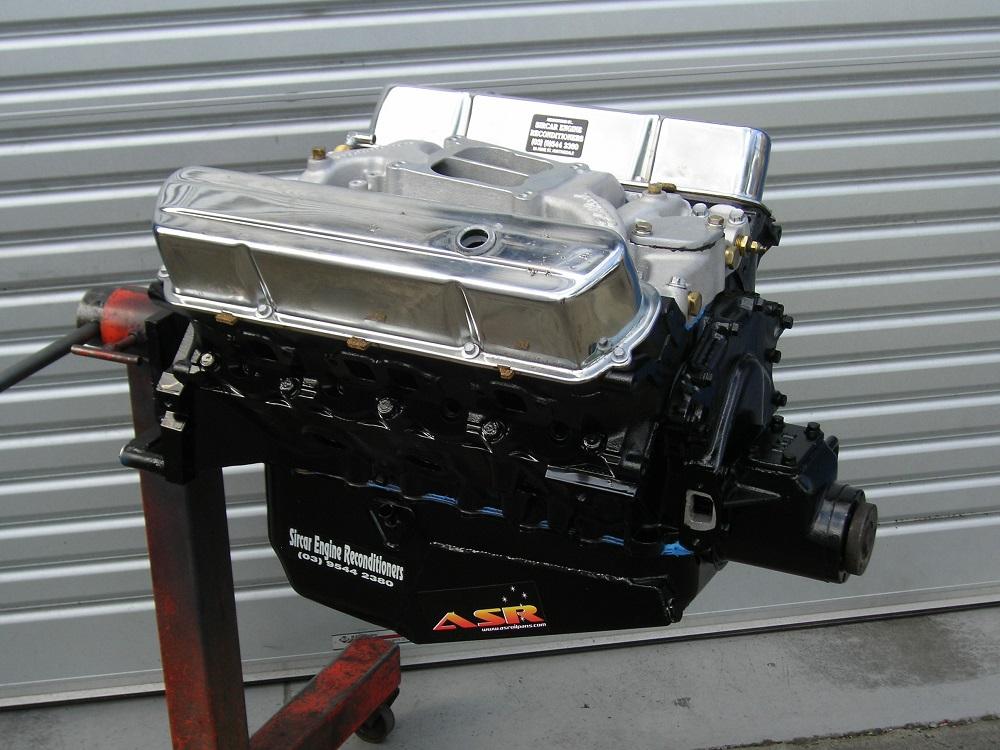 Holden 308 Stage 2 Ski Boat Engine.