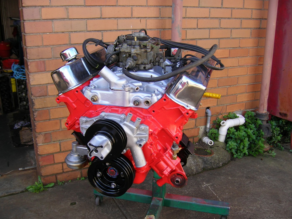 Holden 308 Stage 2 Sports Engine. Holden Engines.