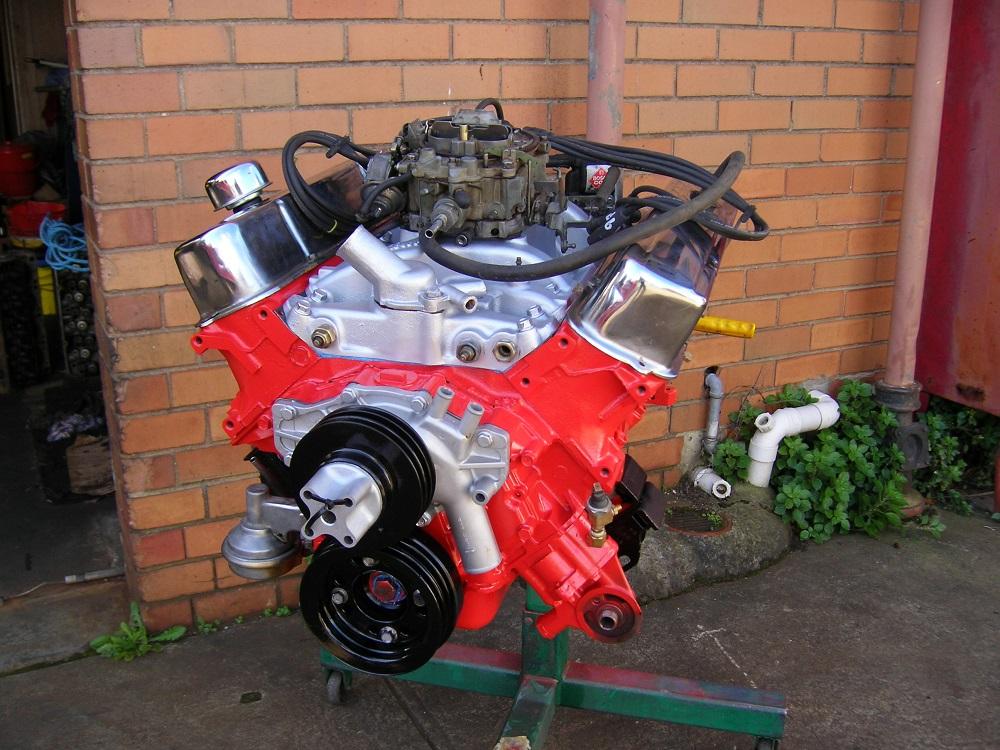 Holden 308 Stage 2 Sports Engine. Holden Engines.