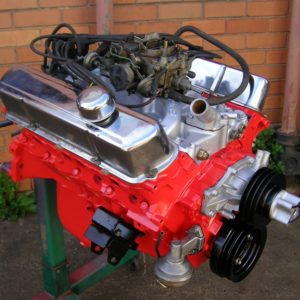 Holden 308 V8 Stage 2 Performance Engine.