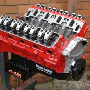 Holden 355 Stroker Nearing Completion. Holden Engines.