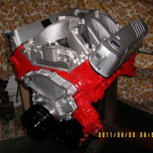 Holden 5.0L - 355 Stroker Engine. Solid Cam. 500 hp.