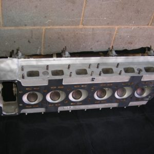 Jaguar 4.2L Reconditioned Cylinder Head.