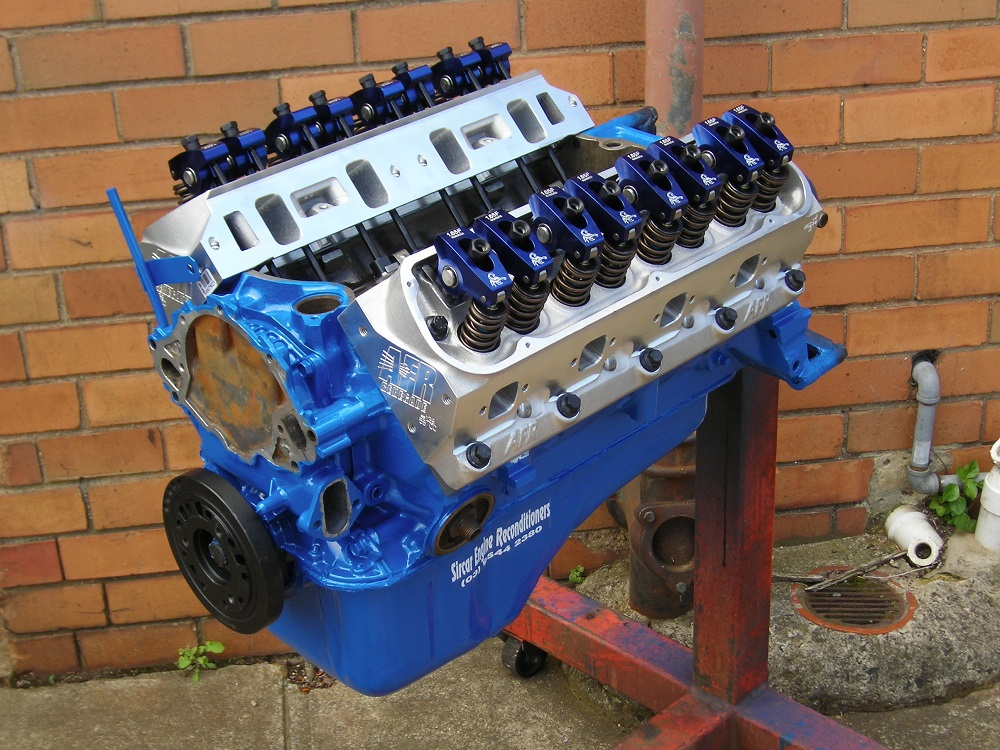 Performance Street Ford 302 Windsor Engine.